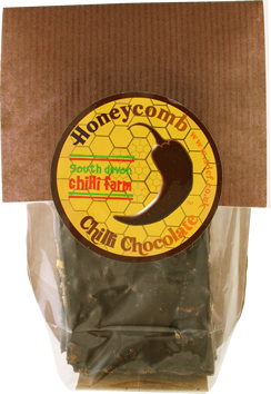 Honeycomb Chilli Chocolate (čokoláda)