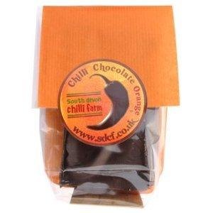 Orange Chilli Chocolate (čokoláda)