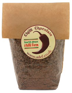 Chilli Drinking Chocolate - 250g pack (Chilli Drink)