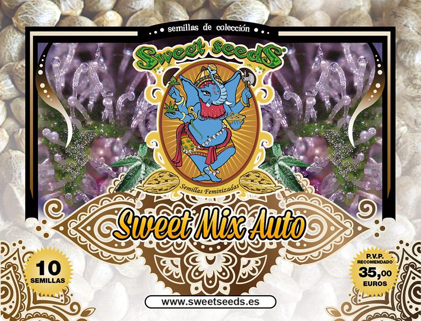 Sweet Seeds sweet mix Auto 10ks (Autoflowering)