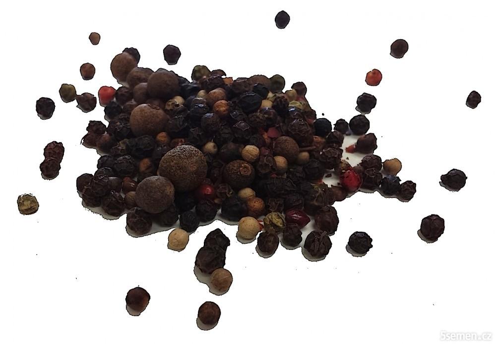 Mixed Pepper (mix pepřů) (Koření)