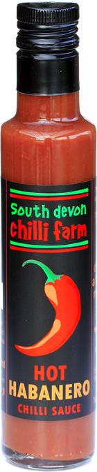 Extra large Hot Habanero 250ml (chilli omáčka)