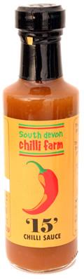 15 Chilli Sauce 100ml (chilli omáčka)