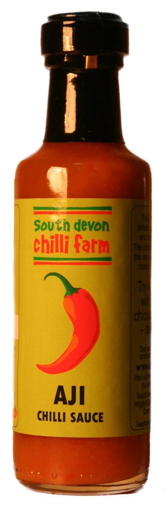 AJI Chilli Sauce 100ml (chilli omáčka)
