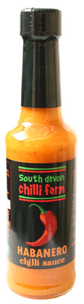 Habanero Sauce 140ml (chilli omáčka)