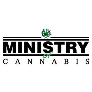 Ministry of Cannabis Auto Blueberry Domina 10ks