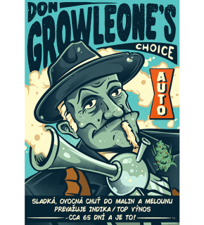 DON GROWLEONE'S CHOICE Autoflower 3ks