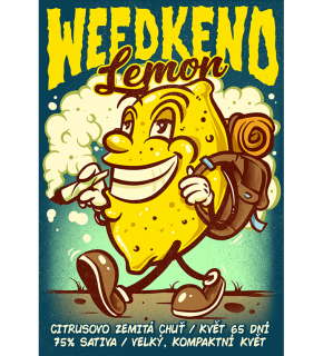 WEEDKEND LEMON 5ks