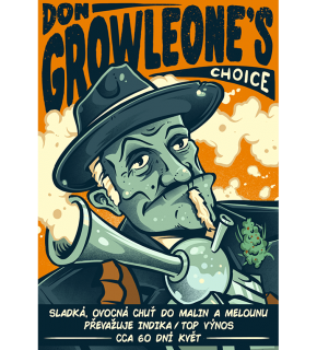 DON GROWLEONE'S CHOICE 5ks